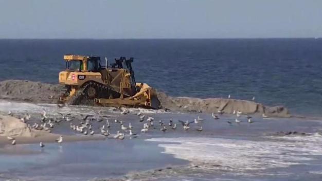 NJ Beaches Improved Ahead of Summer Rush