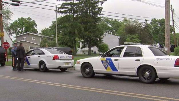 NJ State Trooper Shoots Suspect