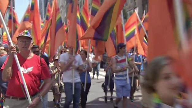 NYC Pride March to Take Over Manhattan