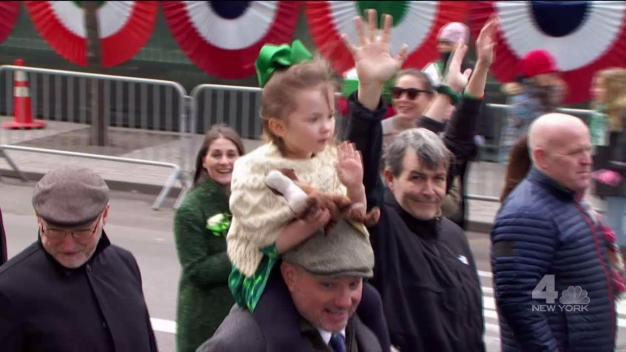 NYC's 2019 St. Patrick's Day Parade: Part 3