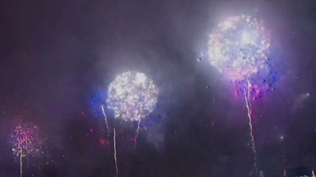NYPD Gets Ready for Fourth of July Fireworks