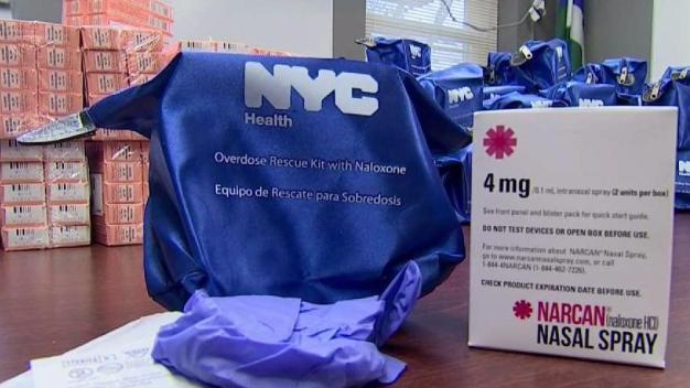 NYPD Takes On Opioid Crisis on Staten Island