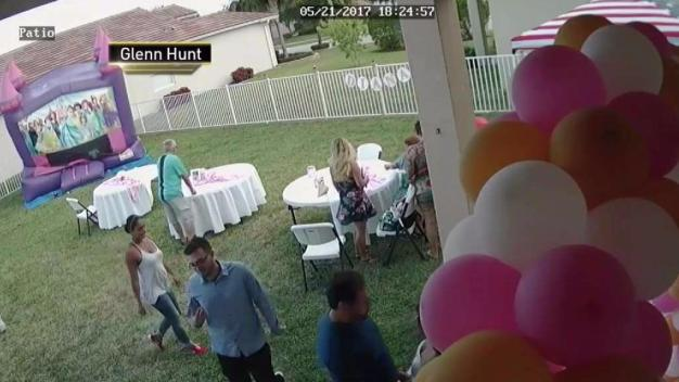 Neighbor Pulls Plug on Bounce House With Kids Inside