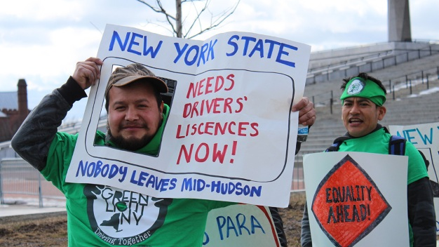 States Turning to Driver's Licenses to Help Immigrants