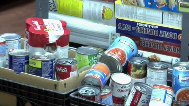 New Jersey Pantry Stocks Depleted