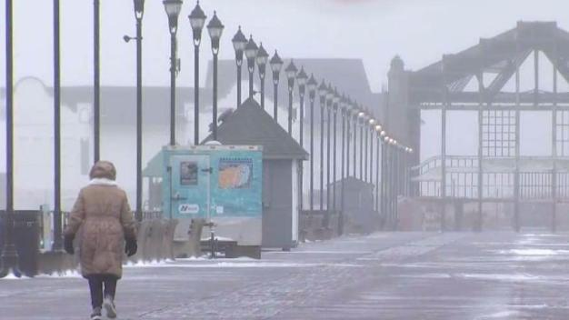 New Jersey in State of Emergency