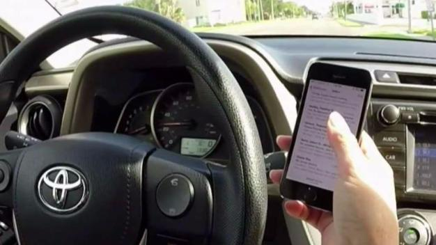 New York Eyes 'Textalyzer' to Bust Distracted Drivers