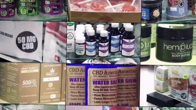 Over-the-Counter CBD Market Booms; Many Laud Health Benefits