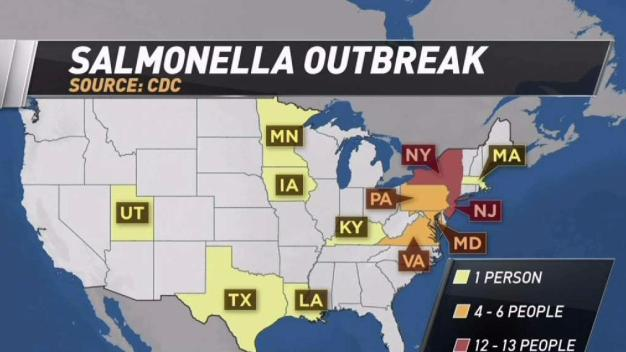 Papaya Salmonella Outbreak Kills 1 in NYC