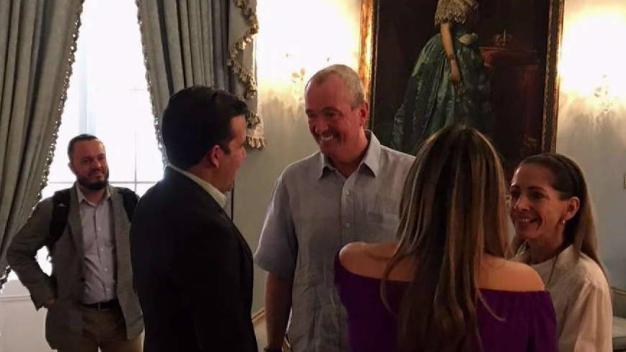 Phil Murphy Visits Puerto Rico