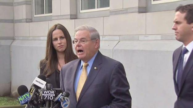 Photos of Plane in Menendez Trial Released
