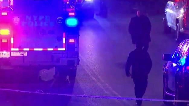 Police Officer, Suspect Shot on Staten Island