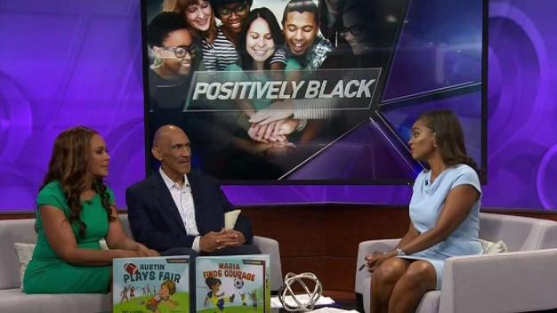 Positively Black: Tony and Lauren Dungy