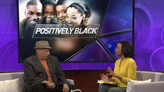 Positively Black: Walter Mosley