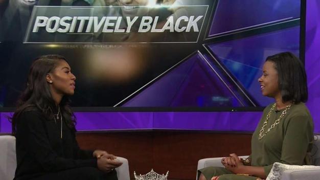 Positively Black: Nia Franklin