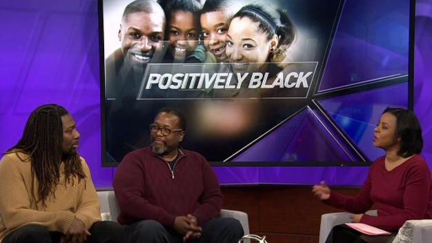 Positively Black: 'Some Old Black Man'