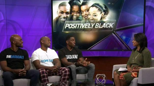Positively Black: The Dad Gang
