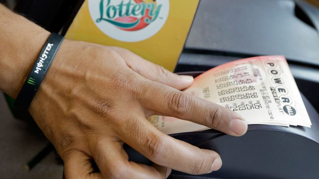 Winning Powerball Numbers Drawn for $487M Jackpot