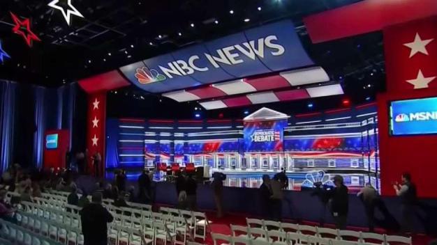 Preparing for Fifth Democratic Primary Debate