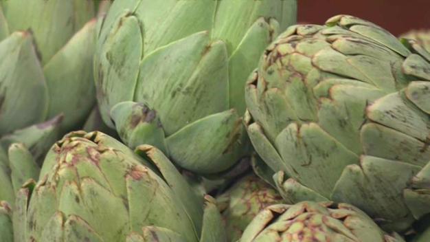 Produce Pete: Artichokes and Broccoli}