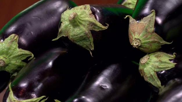 Produce Pete: Jersey Eggplant}