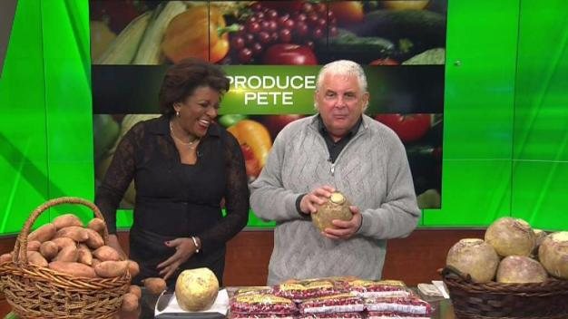 Produce Pete: Thanksgiving Holiday Tables}
