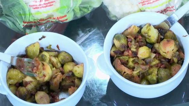 Produce Pete: Brussels Sprouts}