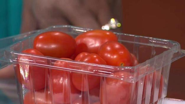 Produce Pete: Grape Tomatoes}