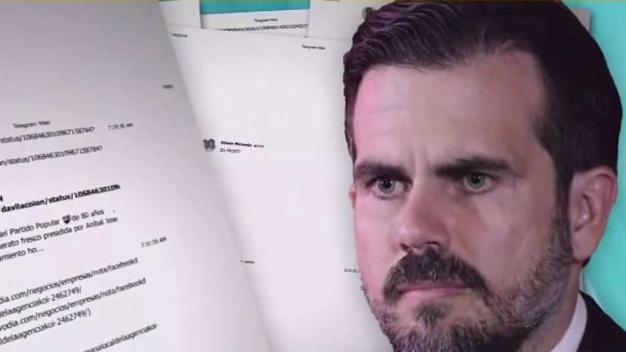 Puerto Rico Begins Impeachment Process Against Governor