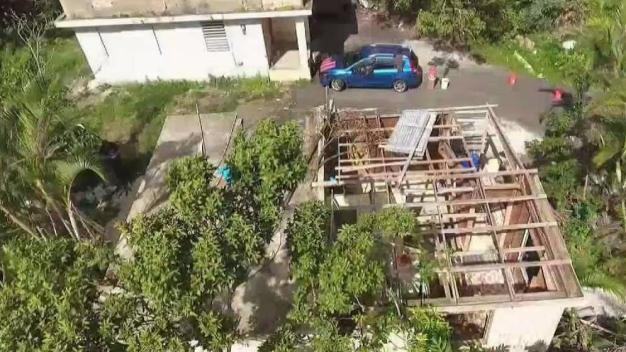 Puerto Rico Marks Four Months Since Hurricane Maria