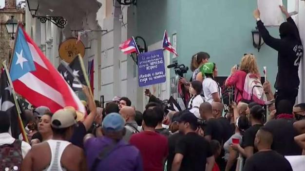 Puerto Rico Protests Have Impact on Island Tourism