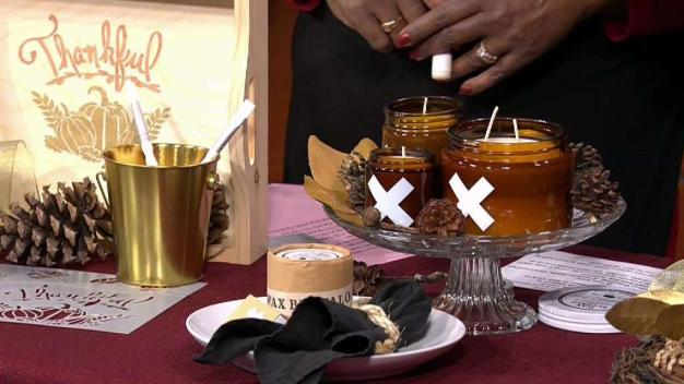 Quick and Easy Thanksgiving Decorating Ideas