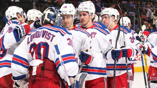 Kreider Gets Hat Trick to Lift Rangers Past Avalanche 6-2}