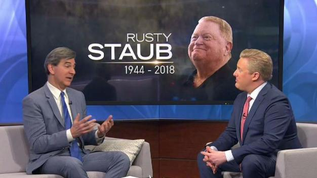 Remembering Rusty Staub