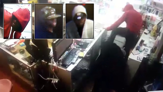 Robbers Pin Clerk to Floor, Steal Safe With $30K: NYPD