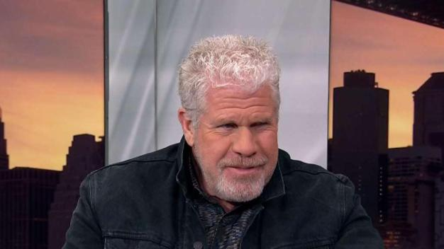 Ron Perlman Talks 'Asher'