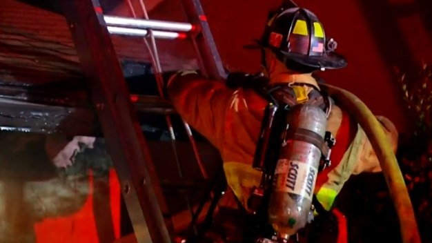 Study Shows Firefighters Rely on Peer Support
