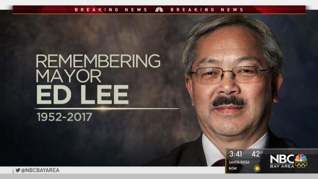 San Francisco Mayor Ed Lee Dies at 65