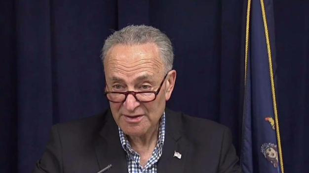 Schumer Blasts Trumps Anti-Terror Plan