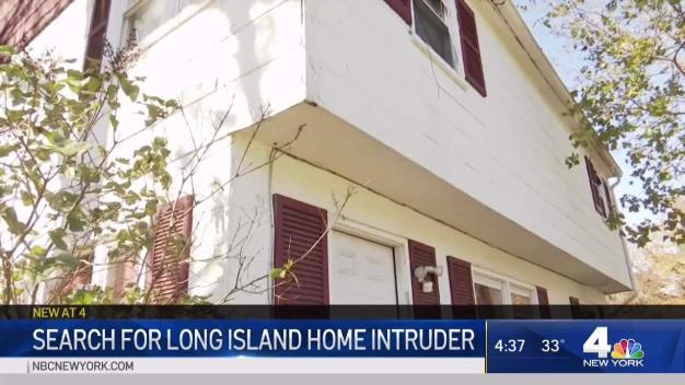 Search for Long Island Home Intruder