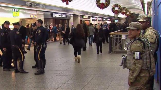 Security Beefed Up at Major Transit Hubs in Wake of Attack
