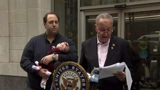 Senator Schumer Calls for Baby Food Probe