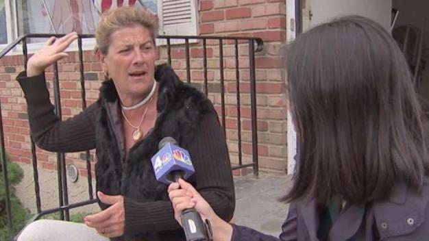 Sons of Long Island Hot Dog Lady Arrested in Attack