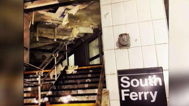 South Ferry Station to Reopen for First Time Since Sandy