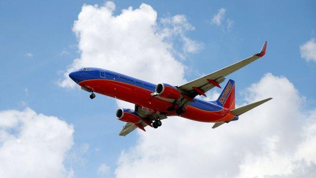 Passenger Jet Engine Suffers Major Malfunction
