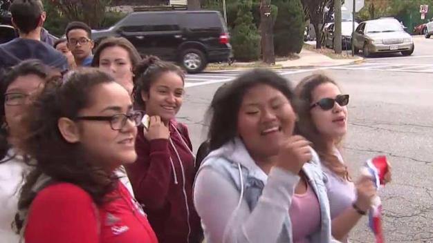Students Stage Walk Out Over Comments from Teachers