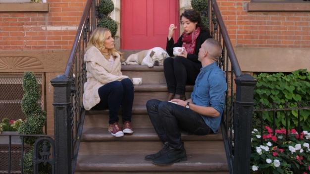 Talk Stoop: The Humans