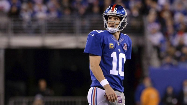 NFL Prepares for London Game Between Giants, Rams