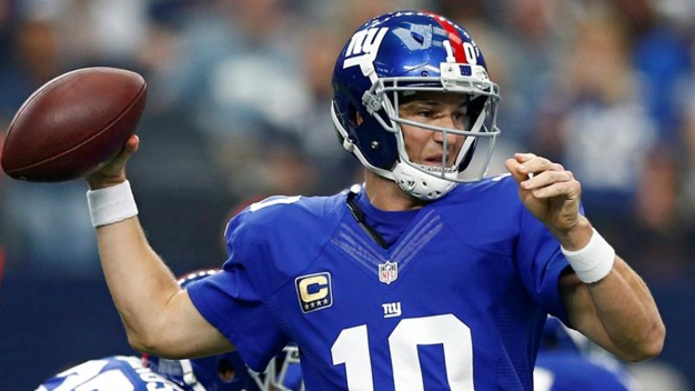 Grading the Giants After Beating the Winless Browns