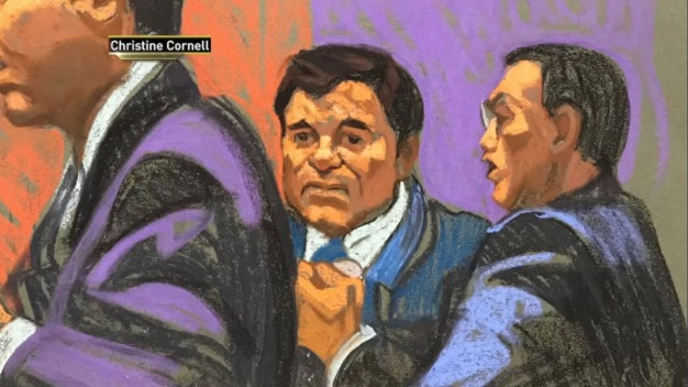 Judge Admonishes El Chapo's Lawyer for Opening Statement}